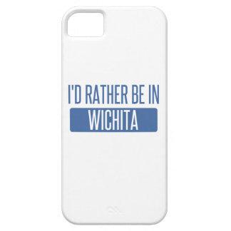 私はウィチタにむしろいます iPhone SE/5/5s ケース