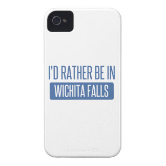 私はウィチタの滝にむしろあります Case-Mate iPhone 4 ケース