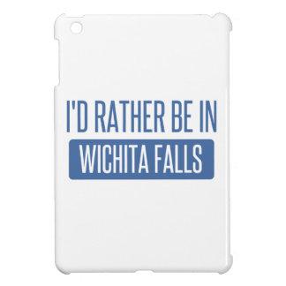 私はウィチタの滝にむしろあります iPad MINIケース