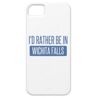 私はウィチタの滝にむしろあります iPhone SE/5/5s ケース