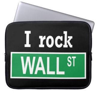 私はウォールストリートのネオプレンのラップトップスリーブを揺すります ラップトップスリーブ