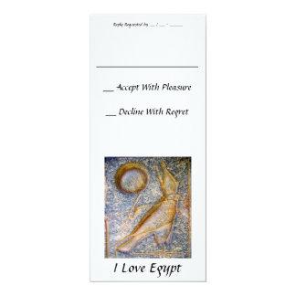 私はエジプトを愛します カード