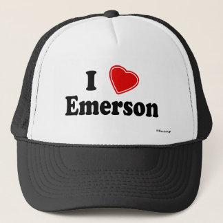 私はエマーソンを愛します キャップ