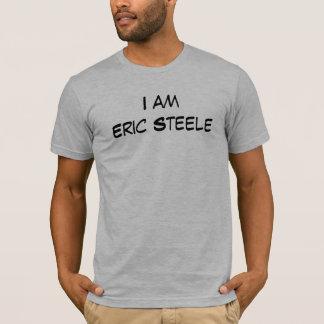 私はエリックSteeleです Tシャツ
