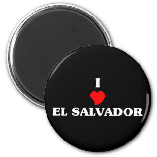 私はエルサルバドルを愛します マグネット