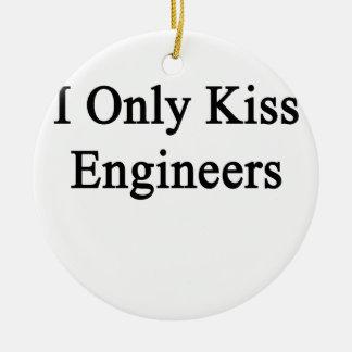 私はエンジニアだけに接吻します セラミックオーナメント