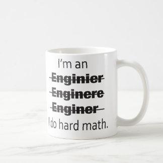 私はエンジニアのマグです コーヒーマグカップ