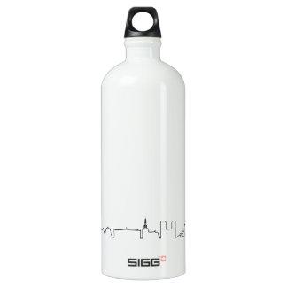 私はオスロ(ecgのスタイル)の記念品を愛します ウォーターボトル