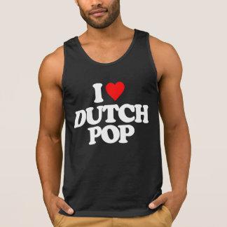 私はオランダの破裂音を愛します
