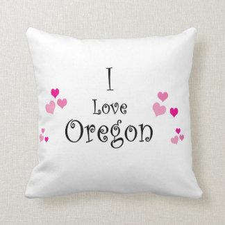 私はオレゴンを愛します クッション