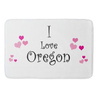 私はオレゴンを愛します バスマット