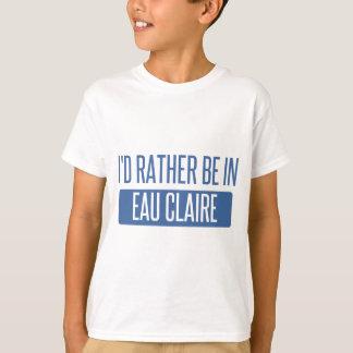 私はオー・クレアにむしろいます Tシャツ