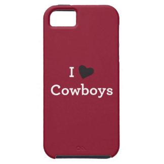 私はカウボーイを愛します iPhone SE/5/5s ケース