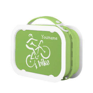 私はカスタムなランチボックスを自転車に乗ります ランチボックス