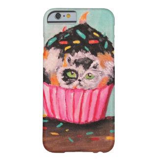 私はカップケーキを食べませんでしたと、私は誓います! (単語無し) BARELY THERE iPhone 6 ケース
