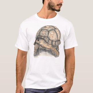 私はカメを愛します Tシャツ