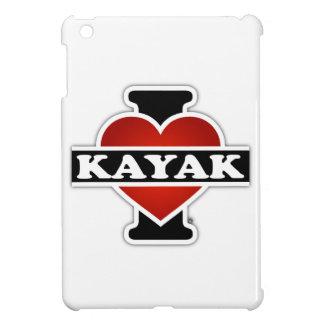 私はカヤックを愛します iPad MINI CASE