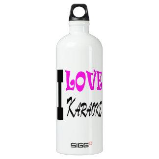 私はカラオケを愛します SIGG トラベラー 1.0L ウォーターボトル