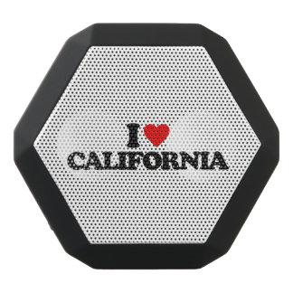 私はカリフォルニアを愛します ブラックBluetoothスピーカー