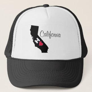 私はカリフォルニア帽子を愛します キャップ
