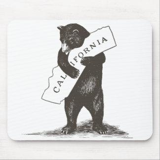 私はカリフォルニア愛します マウスパッド
