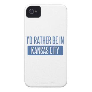 私はカンザスシティMOにむしろいます Case-Mate iPhone 4 ケース