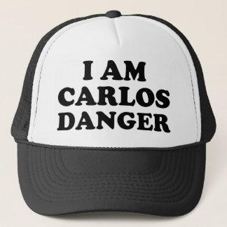私はカーロスの危険です キャップ