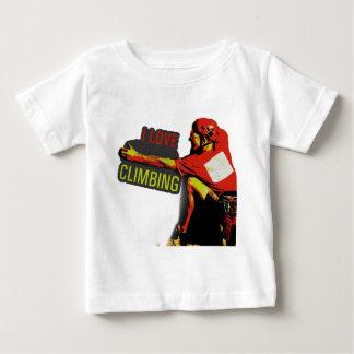 私はガストンに上ることを愛します ベビーTシャツ
