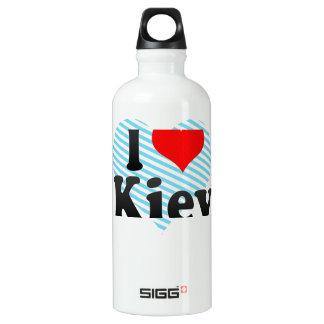 私はキエフ、ウクライナを愛します ウォーターボトル
