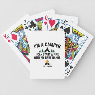 私はキャンピングカーです バイスクルトランプ