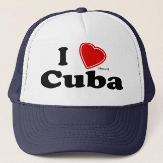 私はキューバを愛します キャップ