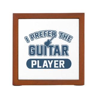 私はギター奏者を好みます ペンスタンド