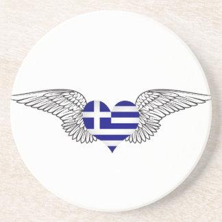 私はギリシャ-翼--を愛します コースター