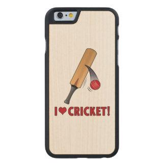 私はクリケット用バットおよび球を愛します ケース