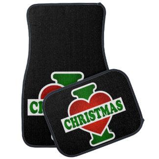 私はクリスマスを愛します カーマット