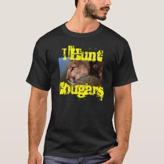 私はクーガーのTシャツを捜します Tシャツ