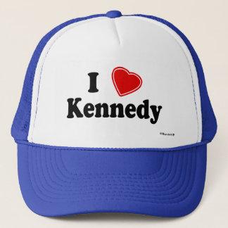 私はケネディを愛します キャップ