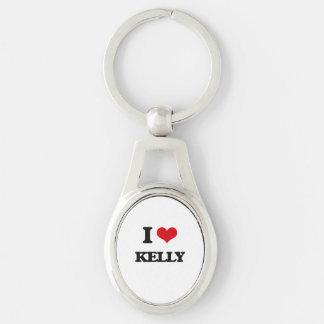 私はケリーを愛します キーホルダー