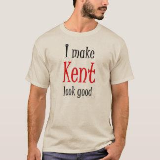 私はケントの一見をよくさせます Tシャツ