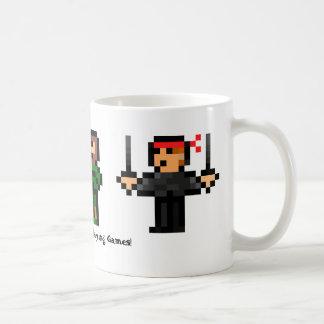 私はゲームを遊ぶ役割を愛します コーヒーマグカップ