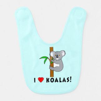 私はコアラを愛します! ベビービブ