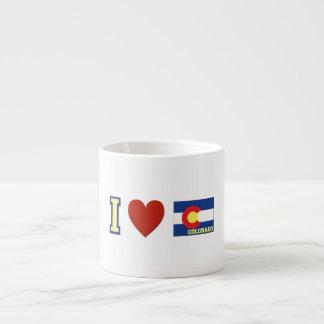 私はコロラド州を愛します エスプレッソカップ