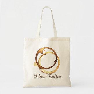 私はコーヒーを愛します トートバッグ