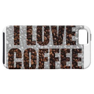 私はコーヒーを愛します iPhone SE/5/5s ケース