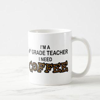 私はコーヒー-第4等級--を必要とします コーヒーマグカップ
