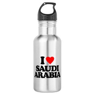 私はサウジアラビアを愛します ウォーターボトル