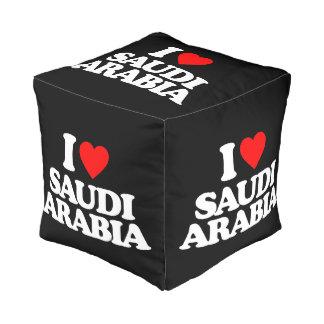 私はサウジアラビアを愛します プーフ