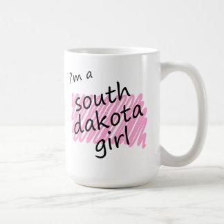 私はサウスダコタの女の子です コーヒーマグカップ