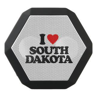私はサウスダコタを愛します ブラックBluetoothスピーカー