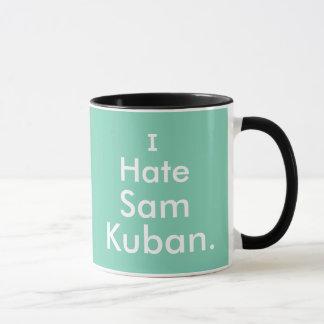私はサムクバン川のマグを憎みます マグカップ